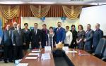 Установлены побратимские связи с городским округом Кашира